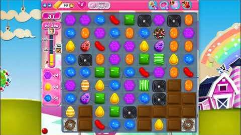Candy Crush Saga - Level 247 - No boosters ☆☆☆ Top Score