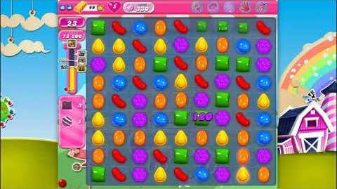 Candy Crush Saga - Level 330 - No boosters ☆☆☆