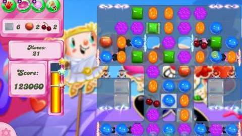 Candy Crush Saga LEVEL 2280 (mobile version)