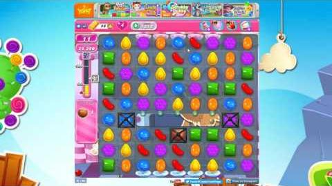 Candy Crush Saga Level 1312 NO BOOSTER Newest Version