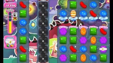 Candy Crush Saga Level 1512 Hard Level NO BOOSTER (2nd Version)