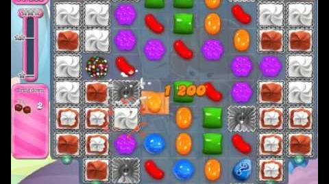Candy Crush Saga Level 1521 no boosters