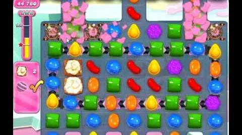 Candy Crush Saga Level 1827 - NO BOOSTERS