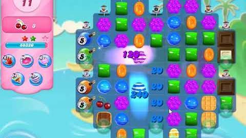 Candy Crush Saga Level 4033 NO BOOSTERS