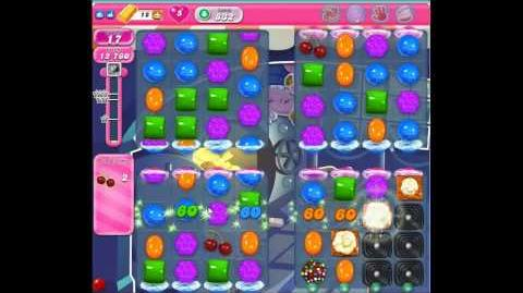 Candy Crush Saga Level 832 No Boosters