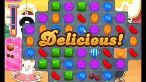 Candy crush saga - level 685 - 3 stars no booster used