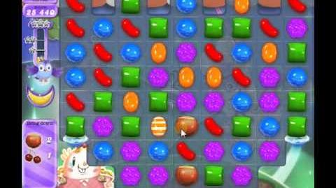 How to beat Candy Crush Saga Dreamworld Level 78 - 2 Stars - No Boosters - 99,580pts