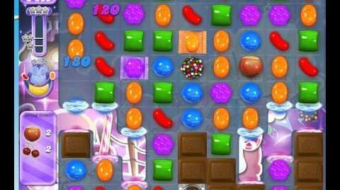 Candy Crush Saga - DreamWorld level 457 (No Boosters)