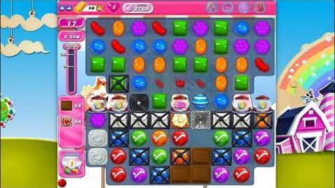 Candy Crush Saga - Level 2768 - No boosters