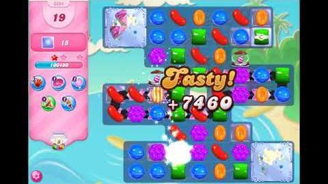 Candy Crush Saga - Level 3284 ☆☆☆