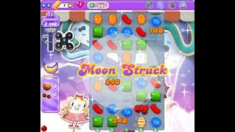Candy Crush Saga Dreamworld Level 24