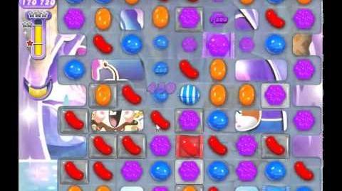 Candy Crush Saga Dreamworld Level 501 (Traumwelt)