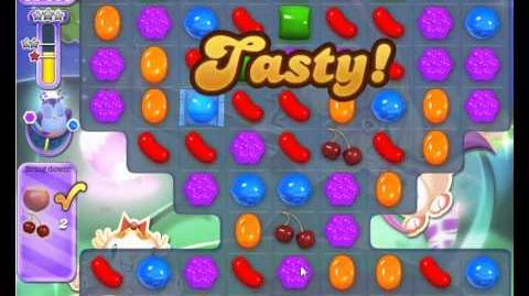 Candy Crush Saga Dreamworld Level 72 (Traumwelt)