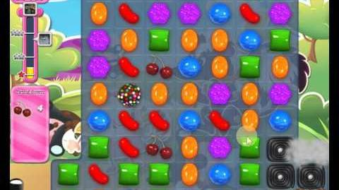 Candy Crush Saga LEVEL 1363 new version (5 ingredients)