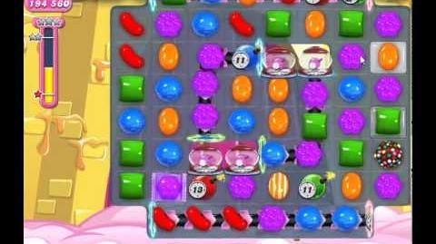 Candy Crush Saga Level 1002