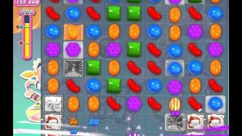 Candy Crush Saga Level 1207