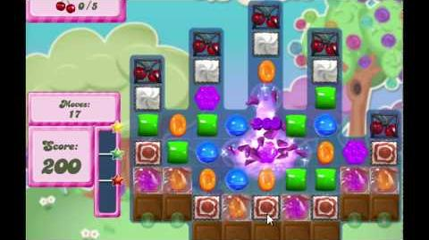Candy Crush Saga Level 2787 NO BOOSTERS (new version)