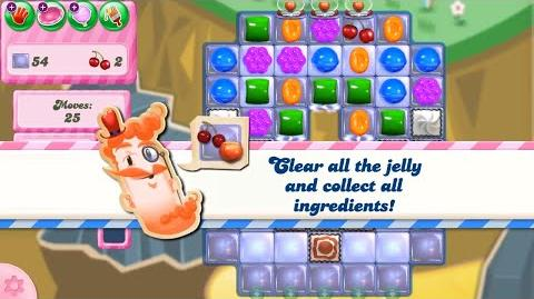 Candy Crush Saga Level 2886 NO BOOSTERS