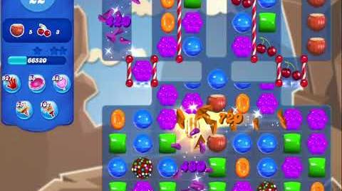 Candy Crush Saga Level 3714 NO BOOSTERS (second version)