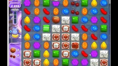 Candy Crush Saga DREAMWORLD level 302