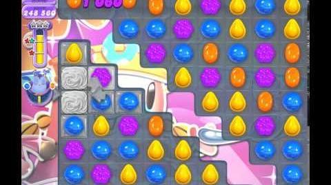 Candy Crush Saga Dreamworld Level 617 (No booster, 3 Stars)