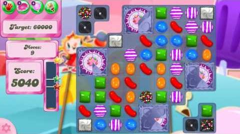 Candy Crush Saga LEVEL 2461 NO BOOSTERS