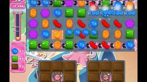 Candy Crush Saga Level 1608 (No booster)