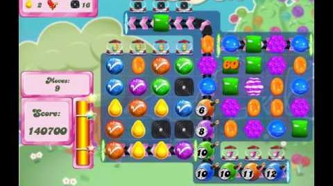Candy Crush Saga Level 2669 (26 moves)