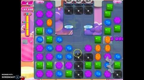 Candy Crush Saga Level 2755 - NO BOOSTERS