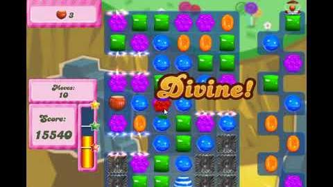 Candy Crush Saga Level 2855 NO BOOSTERS 3Star 2700plus Group