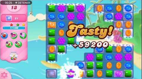 Candy Crush Saga Nivel 2685