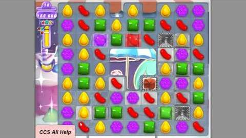 Candy Crush DREAMWORLD Level 359 3*