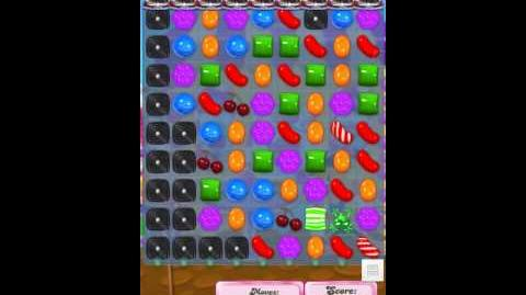 Candy Crush Level 1264 First Mobile Version