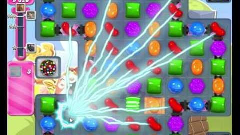 Candy Crush Saga LEVEL 1660 NO BOOSTERS (22 moves)