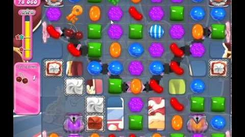 Candy Crush Saga Level 1112