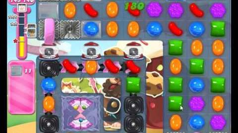 Candy Crush Saga Level 1650 NO BOOSTER (2nd Version - 42 moves)