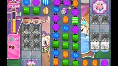 Candy Crush Saga Level 1758 (No booster, 3 Stars)