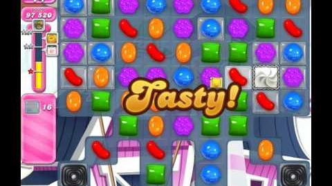Candy Crush Saga Level 1894 ( New with Fewer Jellies ) No Boosters 2 Stars