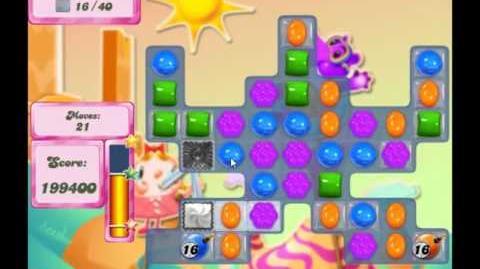 Candy Crush Saga Level 2504