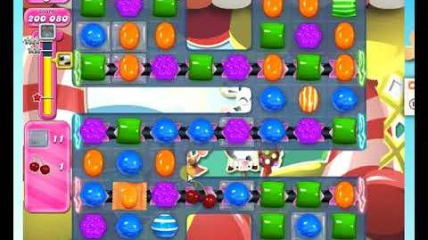 Candy Crush Saga Level 2705