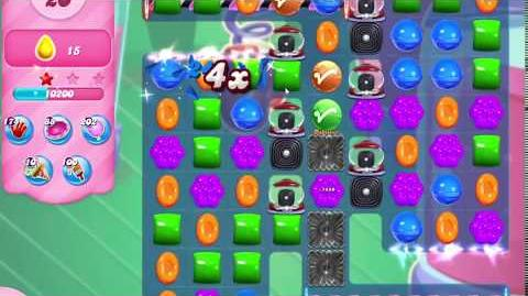 Candy Crush Saga Level 3004 NO BOOSTERS (fourth version)