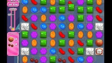 Candy Crush Saga Level 841 (No booster, 3 Stars)