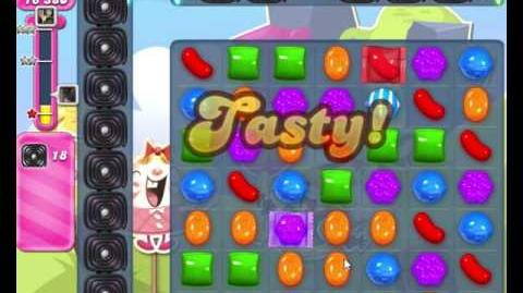 Candy Crush Saga LEVEL 1666 NO BOOSTERS (25 moves)