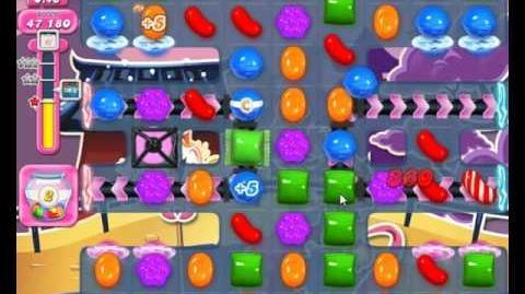 Candy Crush Saga Level 1787 NO BOOSTER (3 Stars)