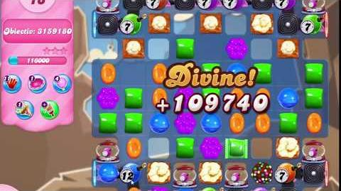 Candy Crush Saga Level 3075 NO BOOSTERS (23 moves)