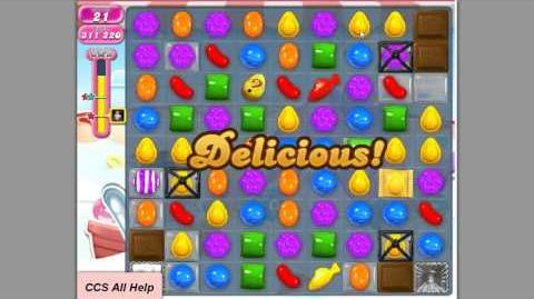 Candy Crush Saga Level 619 NEW