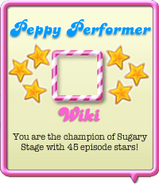 Peppy Performer