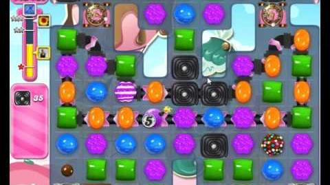 Candy Crush Saga Level 1625 NO BOOSTER (3rd Version-32 moves)