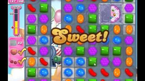 Candy Crush Saga Level 1715 - SWEET SKIES COMPLETED =)