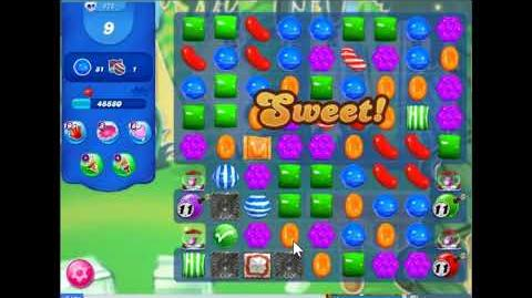 Candy Crush Saga Level 425 Walkthrough No Booster